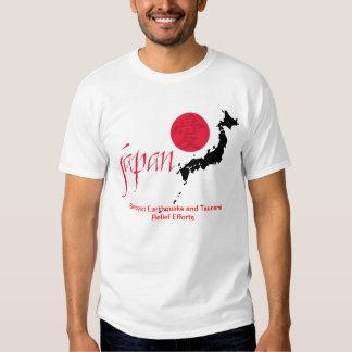 Japan Earthquake and Tsunami Relief Shirt Shirt