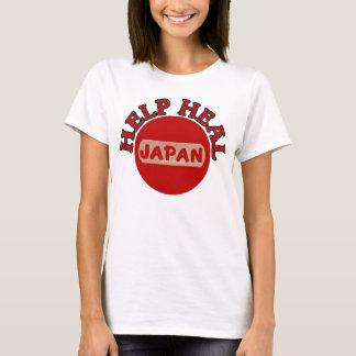 Japan Earthquake And Tsunami Shirt