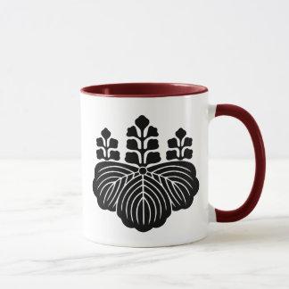 japan emblem mug