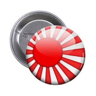 Japan Flag 2.0 2 Inch Round Button