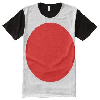 Japan Flag All-Over-Print T-Shirt