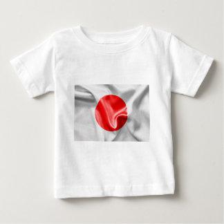 Japan Flag Baby T-Shirt