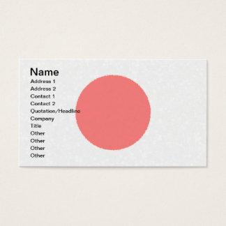 JAPAN FLAG Business Card