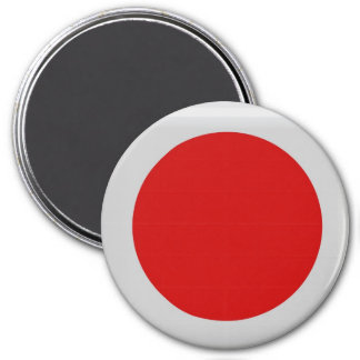 Japan Flag Button Magnet