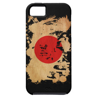 Japan Flag iPhone 5 Cover