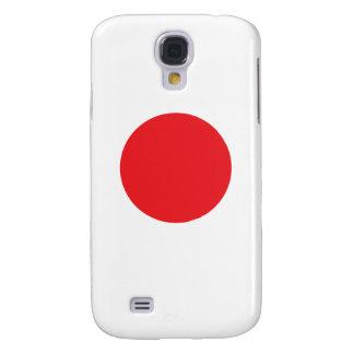 Japan Flag Galaxy S4 Case