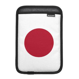 Japan Flag iPad Mini Sleeve