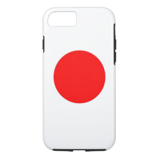 Japan Flag iPhone 8/7 Case
