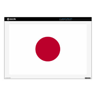 Japan Flag Laptop Skin