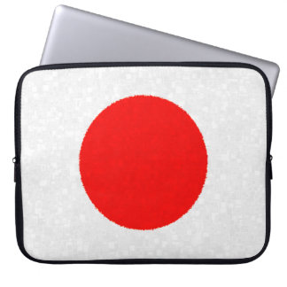 JAPAN FLAG Laptop Sleeve