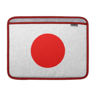JAPAN FLAG MacBook Air Sleeve