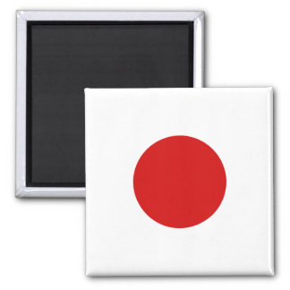 Japan Flag Magnet