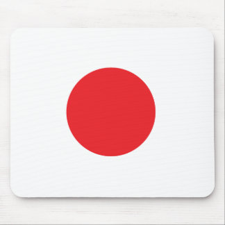 Japan Flag Mouse Pads