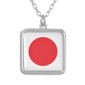 Japan Flag Custom Jewelry