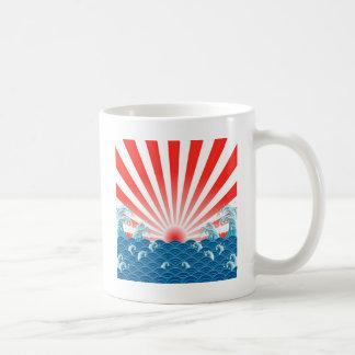 Japan Flag - NIPPON Coffee Mugs