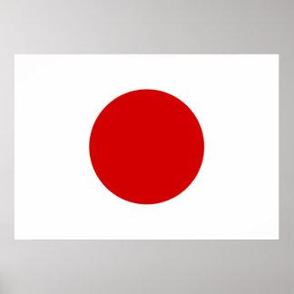 Japan Flag Print