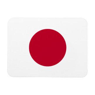 Japan Flag Premium Magnet