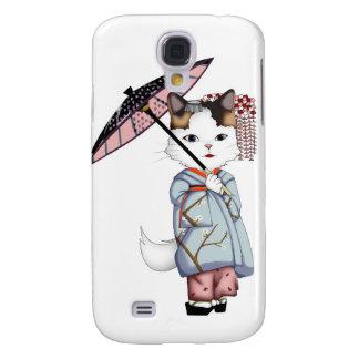 Japan Floating World of Maiko and Geisha Samsung Galaxy S4 Cover