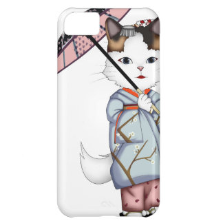 Japan Floating World of Maiko and Geisha Case For iPhone 5C