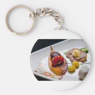 Japan Food Keychain