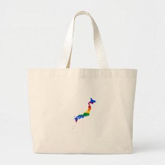 JAPAN GAY PRIDE CANVAS BAGS
