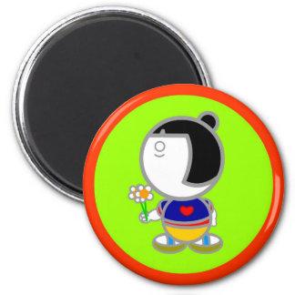 JAPAN GIRL Magnet