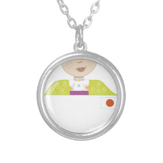 Japan Girl Sign Custom Jewelry