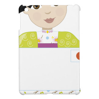 Japan Girl Sign Cover For The iPad Mini