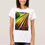 Japan Government Railways Vintage Travel Poster T-Shirt
