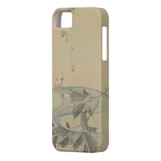 Japan:  Graceful Flower iPhone SE/5/5s Case
