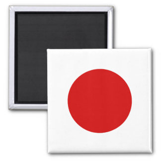 Japan High quality Flag 2 Inch Square Magnet