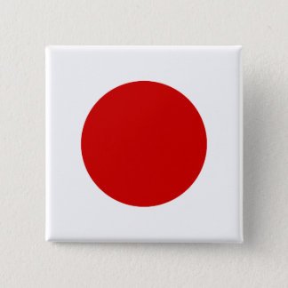 Japan High quality Flag Button