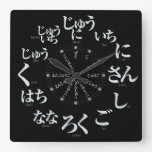 hiragana nihongo comic manga sign phonetic simple modern chinese characters japanese callygraphy black white japanese culture 書 ひらがな かな 白 黒 時計 モノクロ 平仮名