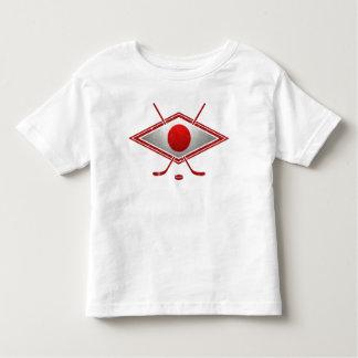 Japan Hockey Flag Logo Toddler T-shirt