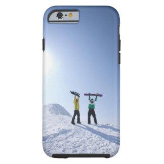 Japan, Hokkaido, Niseko 2 Tough iPhone 6 Case