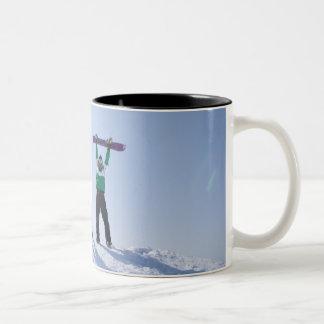 Japan, Hokkaido, Niseko 2 Coffee Mug