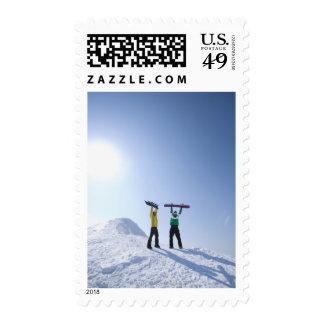 Japan, Hokkaido, Niseko 2 Stamps