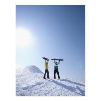 Japan, Hokkaido, Niseko 2 Postcard