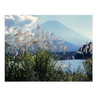Japan, Honshu, Yamanashi Pref., Fuji-Hakone-Izu Postcard
