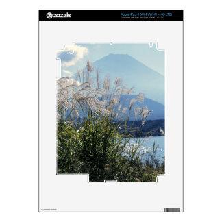 Japan, Honshu, Yamanashi Pref., Fuji-Hakone-Izu Skins For iPad 3
