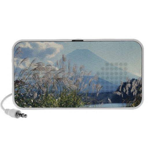 Japan, Honshu, Yamanashi Pref., Fuji-Hakone-Izu Portable Speakers