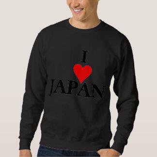 Japan - I Love Japan Sweatshirt