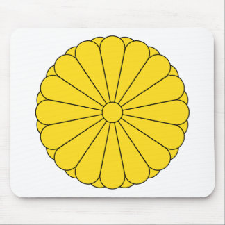 Japan Imperial Seal Mouse Pad