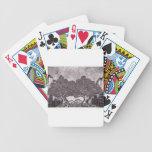 Japan ink landscape card deck