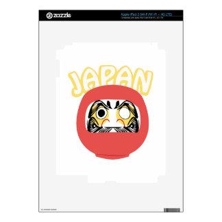 Japan iPad 3 Skin