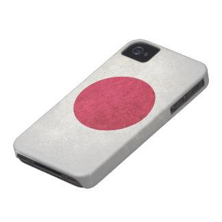 Japan; Japanese Flag Case-Mate iPhone 4 Case