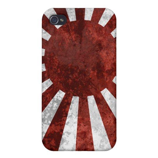 Japan Japanese Land of Rising Sun iPhone4 Case