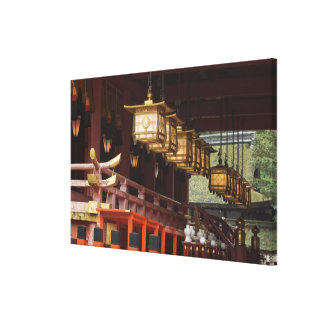 Japan, Kyoto, Fushimi, Inari Grand Shrine 2 Canvas Print