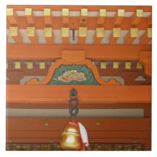 Japan, Kyoto, Fushimi, Inari Grand Shrine Ceramic Tile