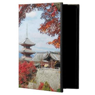 Japan, Kyoto. Kiyomizu temple in Autumn color iPad Air Case